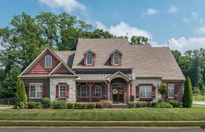 Franklin Single Family Home For Sale: 4100 Mirrasou Court