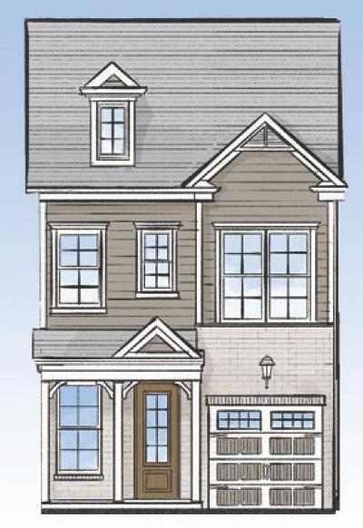 Thompsons Station  Single Family Home Under Contract - Not Showing: 3024 Sassafras Lane (Lot 1265)