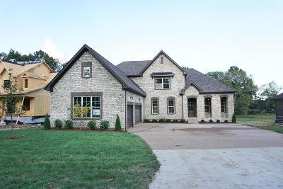 Lebanon Single Family Home For Sale: 112 Watermill Lane Lot 6
