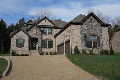 Lebanon Single Family Home For Sale: 115 Watermill Lane Lot 122