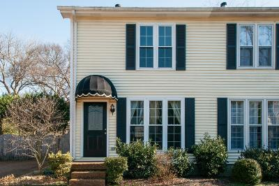 Green Hills Single Family Home For Sale: 700 A Estes Rd