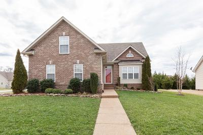 Spring Hill Single Family Home For Sale: 7010 Nickalus Way