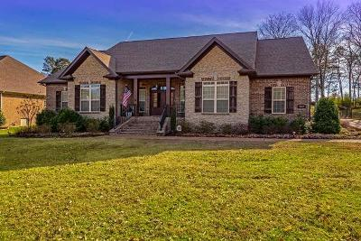Nolensville Single Family Home Under Contract - Showing: 1027 Brittain Ln
