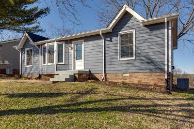 Hendersonville Single Family Home Under Contract - Showing: 230 Township Dr