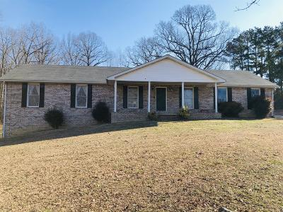 White Bluff Single Family Home For Sale: 1087 White Bluff Rd