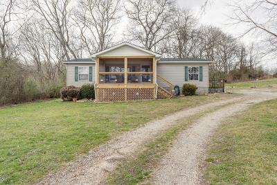 Maury County Single Family Home Under Contract - Showing: 2810 Dodson Gap Rd
