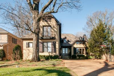 Single Family Home Under Contract - Showing: 1750 Hillmont Dr