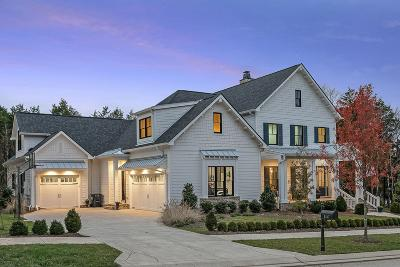 The Grove Single Family Home For Sale: 8547 Heirloom Blvd