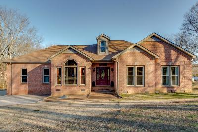 Columbia Single Family Home Under Contract - Not Showing: 1040 Rip Steele Rd