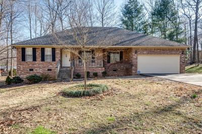 Dickson Single Family Home Under Contract - Not Showing: 110 Woodside Dr