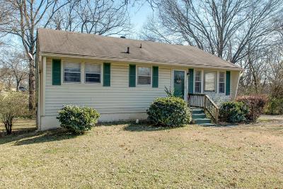 Madison Single Family Home For Sale: 217 Myatt Dr