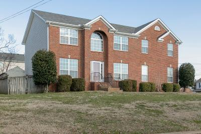 Lavergne Single Family Home Under Contract - Showing: 206 Briarcotes Cir
