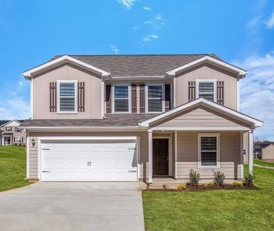 Columbia  Single Family Home For Sale: 2612 Stinger Dr