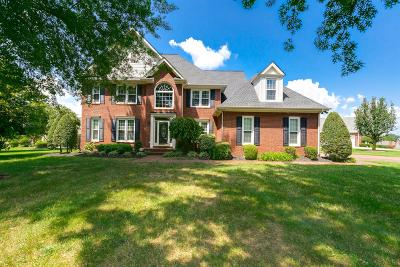Old Hickory Single Family Home For Sale: 1641 Rachel Way