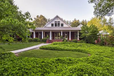 Brentwood Single Family Home Under Contract - Not Showing: 1308 Old Hickory Blvd