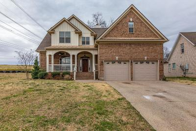 Spring Hill Single Family Home For Sale: 2052 Sunflower Dr