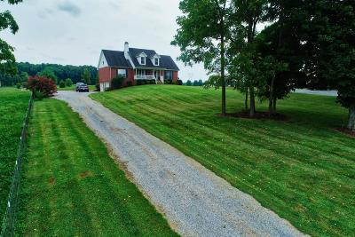 Robertson County Single Family Home Under Contract - Showing: 6959 Bethlehem Rd