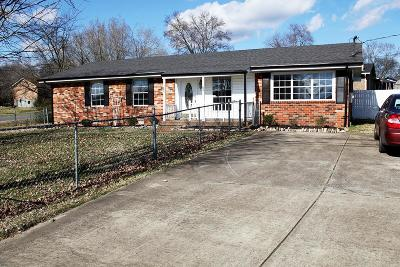 Gallatin Single Family Home Under Contract - Showing: 990 Long Hollow Pike