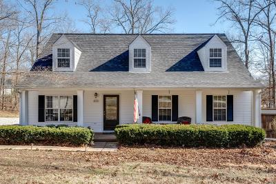 Bon Aqua, Burns, Charlotte, Cumberland Furnace, Dickson, Lyles, Vanleer, White Bluff Single Family Home For Sale: 121 Oakwood Cir
