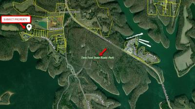 Residential Lots & Land Sold: Marble Plains Rd