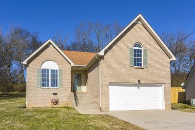 Old Hickory Single Family Home For Sale: 1057 Donoho Dr