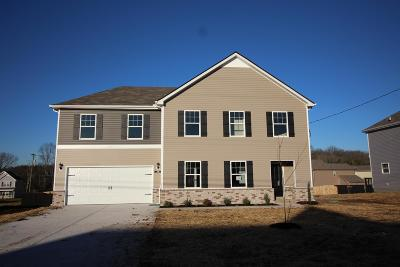 Lavergne Single Family Home For Sale: 732 Hollandale Road