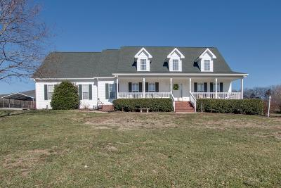 Eagleville Single Family Home Under Contract - Showing: 3070 Floyd Rd