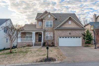 Nolensville Single Family Home For Sale: 749 Cowan Dr