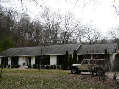 Nashville Single Family Home For Sale: 6670 Clearbrook Dr