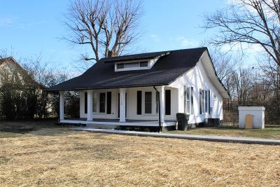 Dickson Single Family Home Under Contract - Showing: 1528 Highway 47 E