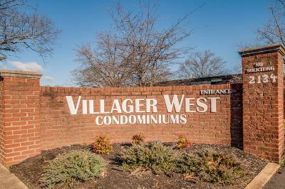 Davidson County Condo/Townhouse Under Contract - Showing: 2134 Fairfax Ave