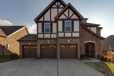 Lebanon Single Family Home For Sale: 1016 Waterstone Dr