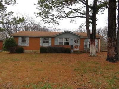 Davidson County Single Family Home For Sale: 3251 Vailview Dr
