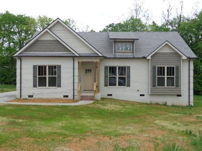 Lewisburg Single Family Home For Sale: 1029 Corey Dr