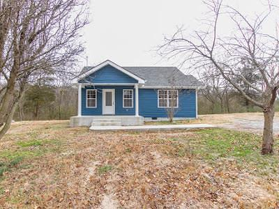 Shelbyville Single Family Home Under Contract - Not Showing: 2635 Highway 130