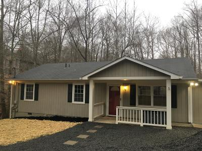 Cheatham County Single Family Home Under Contract - Showing: 1138 Chapel Hill Ci