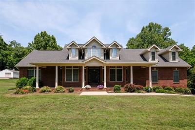 Whites Creek TN Single Family Home Under Contract - Showing: $390,000