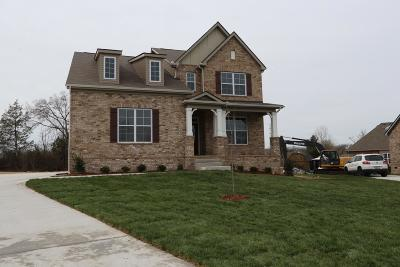 Lebanon Single Family Home For Sale: 12 Melly Ct - Lot 141