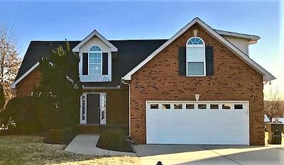 Single Family Home For Sale: 807 Betsy Ross Dr
