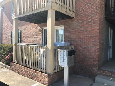 Christian County, Ky, Todd County, Ky, Montgomery County Single Family Home Under Contract - Not Showing: 378 Jack Miller Blvd Apt A