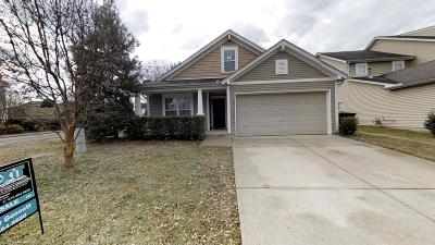 Spring Hill Single Family Home For Sale: 101 Tate Ct