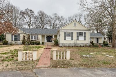 Marshall County Single Family Home Under Contract - Not Showing: 225 Oakwood Dr