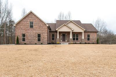 Joelton Single Family Home Under Contract - Showing: 5018 Ridge Hill Dr