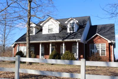 Shelbyville Single Family Home For Sale: 1480 Mt Herman Rd