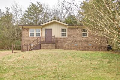 Williamson County Single Family Home For Sale: 204 Dabney Dr