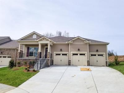 Mount Juliet Single Family Home For Sale: 506 Cunningham Court, Lot #218