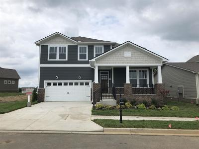 Thompsons Station Single Family Home Under Contract - Not Showing: 2105 Maytown Circle Lot 1707