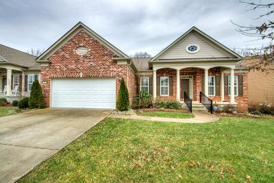 Mount Juliet Single Family Home Under Contract - Not Showing: 122 Grey Pl