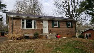 Clarksville Single Family Home Under Contract - Showing: 1445 McCan Dr