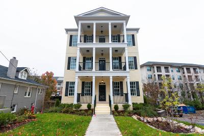 Nashville Condo/Townhouse For Sale: 3100 Belwood Street, Unit A